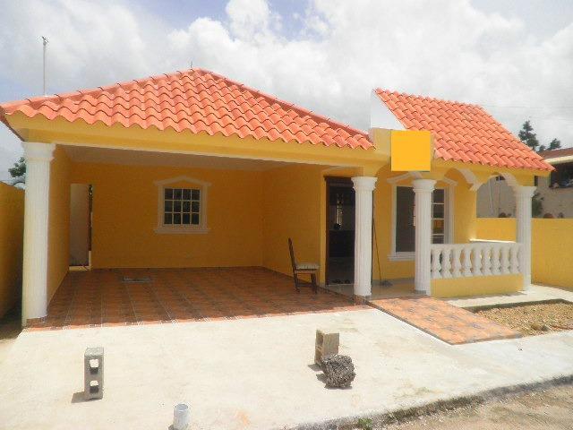Casa En Prado Oriental Santo Domingo Este Casas Republica Dominicana